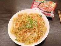 炒泡麵-印尼辣味泡麵