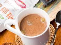 南洋料理達人劉明芳--椰糖巧克力小豆蔻飲