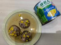 香菇鑲玉米肉