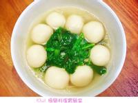 八福豆腐鹹湯圓~ (健康版無加水圓仔)