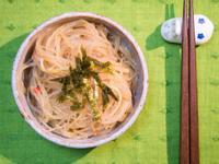 韓式涼拌冬粉豆芽