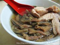 菜豆乾雞湯