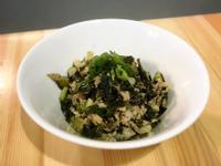 蒸韭菜絞肉(水餃內餡)