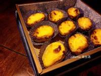 香酥起酥片葡式蛋塔-簡單作