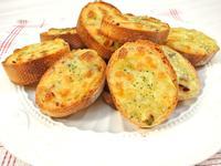 鯷魚奶油芝士烤麵包