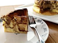 咖啡大理石蛋糕