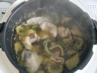 鳳梨苦瓜雞湯(panasonic壓力鍋)