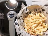 氣炸鍋馬鈴薯薯條🍟