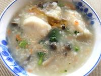 暖胃魚菇粥