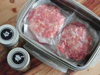 自製漢堡肉/美味香料肉漢堡