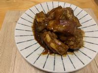 蒜香照燒佐排骨(10分鐘出大菜)