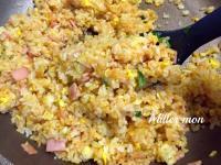 黃金火腿蛋炒飯
