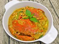 椰漿咖哩螃蟹