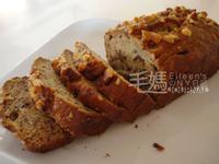 香蕉核桃麵包 Banana Walnuts Bread