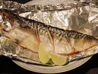 《伊娜廚房》烤薄鹽漬挪威鯖魚