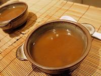 【廣式秋冬湯水】菜乾瘦肉湯