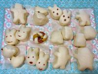 牛奶饅頭動物園party