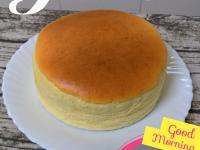 """輕乳酪蛋糕7"""""""