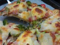 手製薄皮披薩