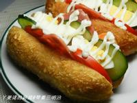ㄚ曼達的廚房~五月花妙用廚房紙巾~營養三明治