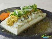 【安永鮮物】金銀蒜龍膽石斑魚片蒸豆腐