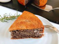 健康黑糙米蛋糕(全蛋法)