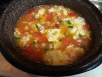 蕃茄蛋花湯🍜細緻美味小方法