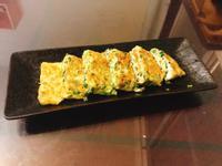 青江菜魚鬆蛋捲