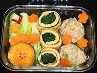 減脂~雞胸肉鑲鮮菇
