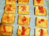 味增辣烤豆腐