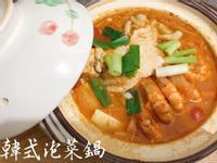 [低卡減重料理]韓式泡菜鍋