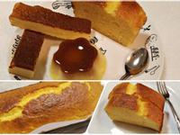 鬆餅粉+布丁=海綿蛋糕
