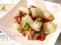 【黃金玄米油清爽料理】蒸蘿蔔排骨