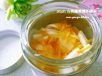 檸檬🍋醋漬蘿蔔 開胃前菜。簡易料理