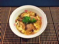 香菇赤肉羹