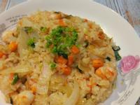 泰式海鮮風味炒飯