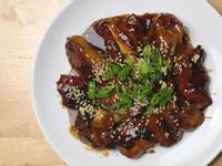 日式照燒醬汁雞腿排