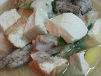 綜合味噌魚湯