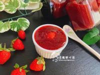 簡易版低碳草莓果醬