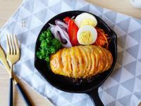 來學瑞典家常料理~風琴馬鈴薯! (影片)