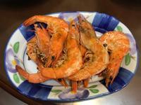 簡易香煎胡椒蝦