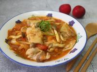 番茄燉雞肉(日劇:昨日的美食)