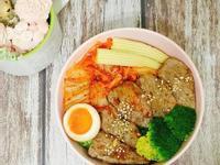 簡易便當菜-日式牛燒肉