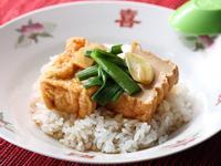 滷水豆腐飯