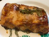 簡易版烤豬肋排