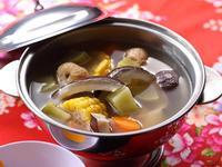青紅蘿蔔印度椰子素湯