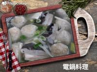 虱目魚肚魚丸湯