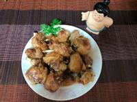 酥炸小雞腿~水波爐料理