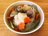 牛蒡雞湯(電鍋料理)