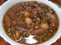 香菇肉燥滷豬皮
